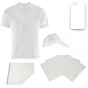 Paquete De Productos Para Impresión Por Sublimación Camisetas Gorras Fundas 7087756c169