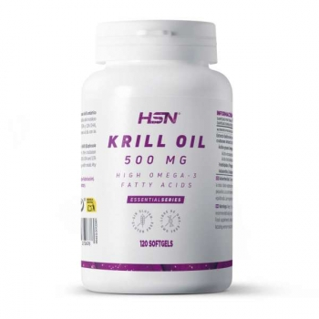 Aceite De Krill 500mg - 120 Softgels
