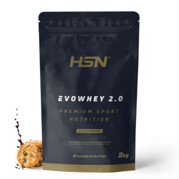 Evowhey Protein 2.0 2kg Chocolate Y Galletas