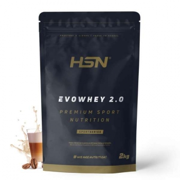 Evowhey Protein 2.0 2kg Caffe Latte