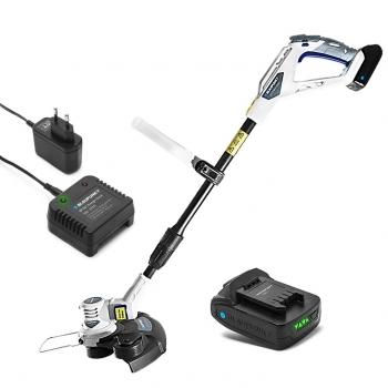 Cortabordes Sin Cable + Batería Dna 18v 2ah + Cargador Rápido