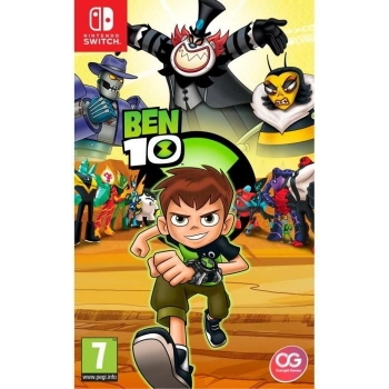 Ben 10 Switch Game