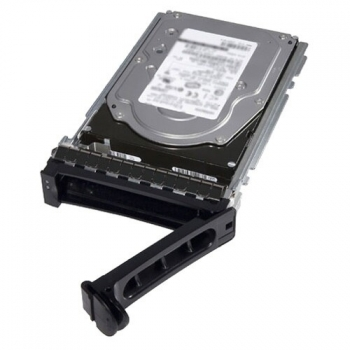 Npos - To Be Sold With Server Only - 2tb 7.2k Rpm Sata 6gbps 512n 2.5in Hot-plug Hard Drive, 3.5in Hyb Carr