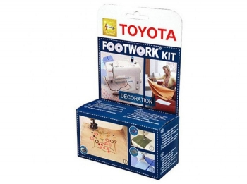 Toyota Rs Footwork Kit - Decoration