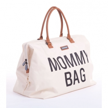 Childwheels Bolsa Para Pañales Mommy Blanco Crudo Cwmbbwh