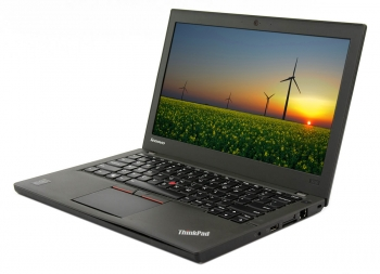"Ordenador Portátil Reacondicionado Lenovo Thinkpad X250, Intel Core I7-5600u, 8gb Ram, 256gb Ssd, 12.5""hd, Wlan, Bluetooth, Lector De Huella, Webcam, Coa.t, Grado B"