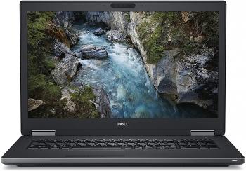 Ordenador Portátil Dell Precision 7730, Intel Core I7-8850h, 32gb Ram, 512gb Ssd, 17.3/