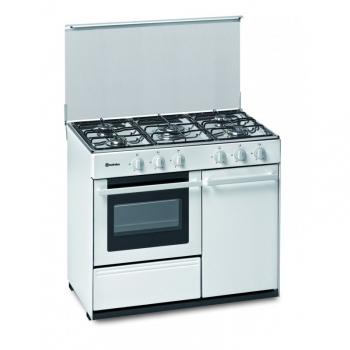 Cocinas De Gas Pequenas.Cocinas De Gas Baratas Teka Cata Smeg Carrefour Es