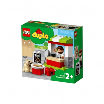 10927 The Lego (r) Duplo (r) My City Pizza Stand