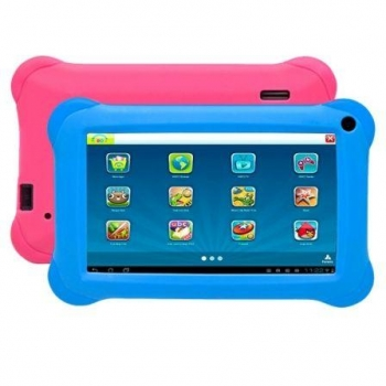 Tablet Infantil Denver Taq-70352bluepink - Qc 1.2ghz - 1gb D