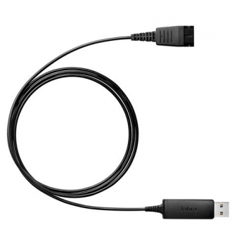 Adaptador Usb Con Qd Jabra Link 230 Interface Voip
