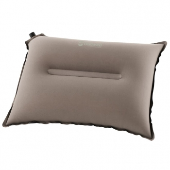 Almohada Inflable Nirvana 40x30x19 Cm Gris Y Azul 230159 Outwell