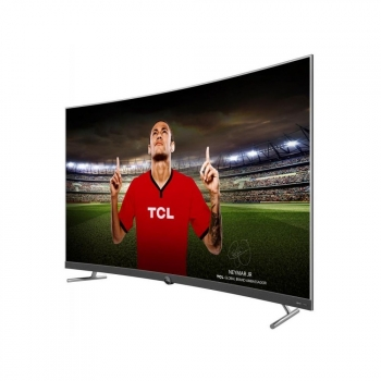 Tcl 55dp670 Smart Tv 55- Curvo 4k Hdr 1500 Hz Dolby Audio