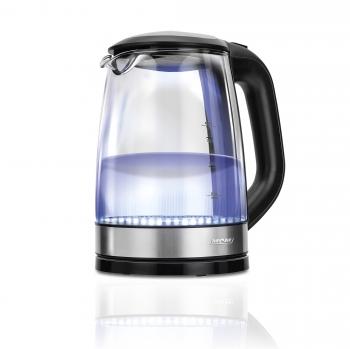 Acero Inoxidable Negro Bestron AWK810 Hervidores de Agua 500 W 0.9 litros