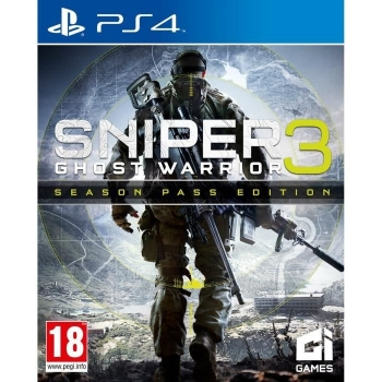 Juego De Ps4 De Ghost Warrior Sniper 3 Season Pass Edition