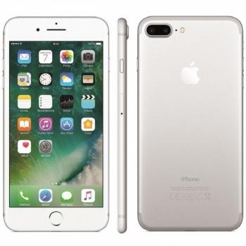 4d7e20ead20 Apple Iphone 7 Plus Plata 32gb Cpo Premium Certificado Iso Oficial