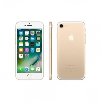 Apple Iphone 7 Oro 32gb Cpo Premium Reacondicionado Certificado Iso Oficial