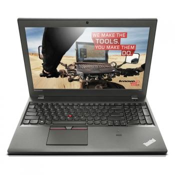 Ordenador Portátil Reacondicionado Lenovo Thinkpad T550, Intel Core I7-5600u, 16gb Ram, 256gb , 15.6/
