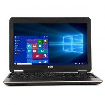 Ordenador Portátil Reacondicionado Dell Latitude E7240, Intel Core I5-4310u, 8gb Ram, 128gb Ssd, 12.5/