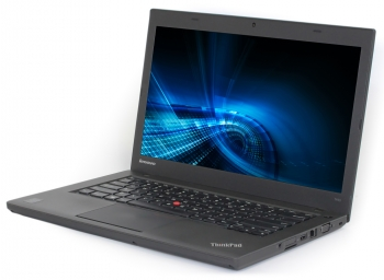 Portátil Reacondicionado Lenovo Thinkpad T440, Intel Core I5-4300u, 4gb Ram, 256gb Ssd, 14/