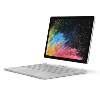 Ordenador Portátil Reacondicionado Microsoft Surface Book, Intel Core I7-6600u, 8gb Ram, 256gb Ssd, 13.3/