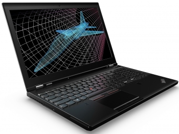 Ordenador Portátil Reacondicionado Lenovo Thinkpad P50, Intel Core I7-6820hq, 32gb Ram, 256gb Ssd+500gb, Nvidia Quadro M1000, 15.6/