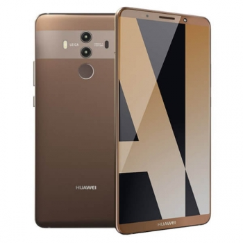 Huawei Mate 10 Pro 6+128gb Marrón Single Sim