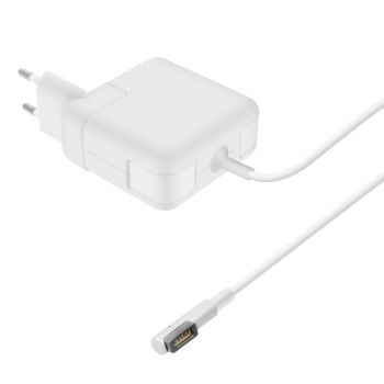 Cargador Magsafe Macbook Air 45w Compact Fast Charge Ap-45 Linq - Blanco