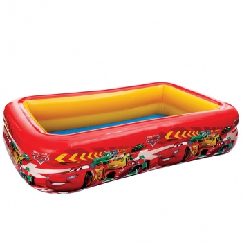 Piscina Hinchable Intex Licencia Cars 262x175x56 Cm 770 L