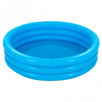 Piscina Hinchable Intex 3 Aros Azul 147x33 Cm - 288 Litros