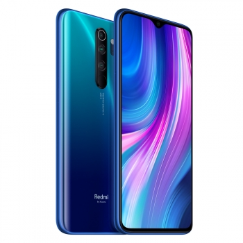 Xiaomi Redmi Note 8 Pro 6gb+128gb Nfc 64mpx 4500mah Global Version Azul