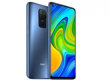 Xiaomi Redmi Note 9 Gris 64gb