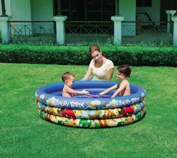 Piscina Hinchable Infantil Bestway Angry Birds