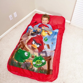 Cama Hinchable Infantil Bestway Angry Birds