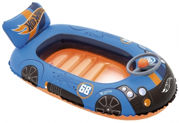 Barca Hinchable Infantil Bestway Hot Wheels Speed