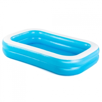 Piscina Hinchable Infantil Bestway Rectangular 262x175x51 Cm