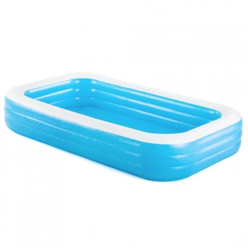 Piscina Hinchable Infantil Bestway Rectangular 305x183x56 Cm