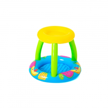 Piscina Hinchable Infantil Con Techo Bestway Fruit Canopy 94x89x79 Cm