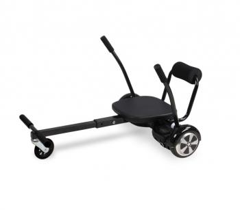 Rojo Asiento adaptable para HOVERBOARD ajustable de 6,5 a 10 pulgadas de las ruedas