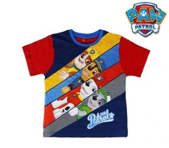 55a675821 22-1945 Camiseta De Algodón Para Niños Motivo Paw Patrol De 2 A 6 Años