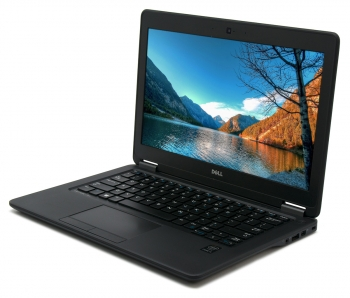 Ordenador Portátil Reacondicionado Dell Latitude E7250, Intel Core I5-5300u, 8gb Ram, 128gb Ssd, 12.5/