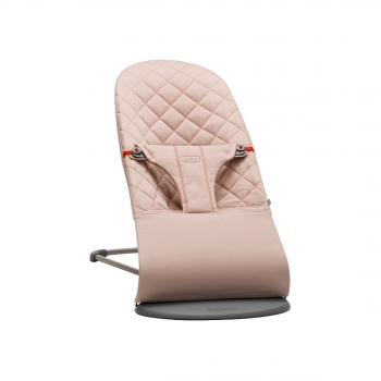 Transat Babybjorn Bliss Vieux Rose Cotton