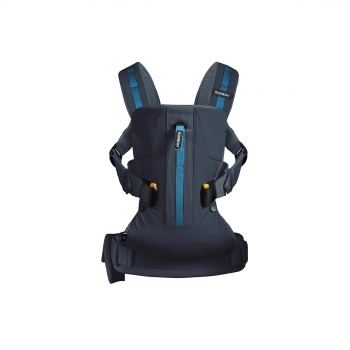 Porte-bébé One Outdoors Babybjorn Bleu Marine