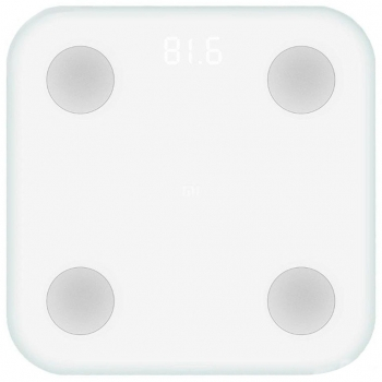 Xiaomi Mi Scale 2 Báscula Inteligente Bluetooth 4.0 Compatible Con Android/ios