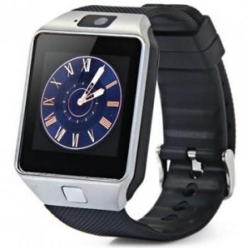 Smartwatch Lkstech®   Multi-función Bt,cámara Frontal,slot Para Tarjeta Sim Y Microsd Silver V1
