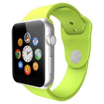 Smartwatch Lkstech®   Bt Multi-función Cámara Integrada, Altavoz,micrófono Y Slot Para Tarjeta Sim Verde