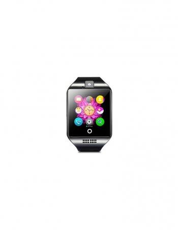 Smartwatch Lkstech®   Multi-función Bt,cámara Frontal,slot Para Tarjeta Sim Y Microsd Dark V2 Gray