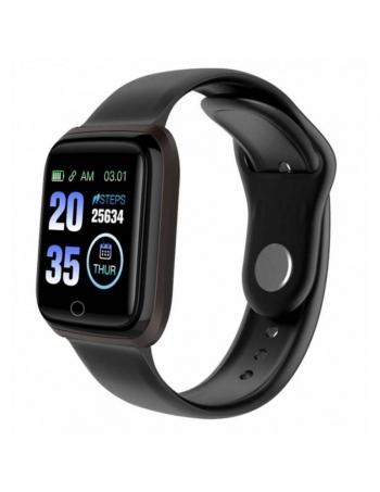Smartwatch Lkstech® Reloj Inteligente Bluetooth Unisex, Negro