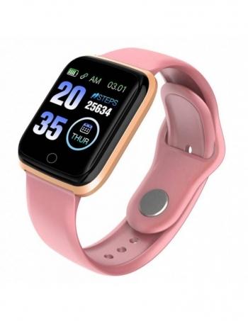 Smartwatch Lkstech® Reloj  Inteligente Bluetooth Unisex, Rosa