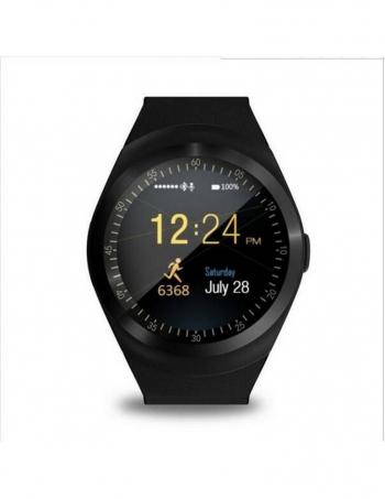Smartwatch Lkstech® Sw  Pantalla Táctil Bluetooth Tarjeta Sim, Negro